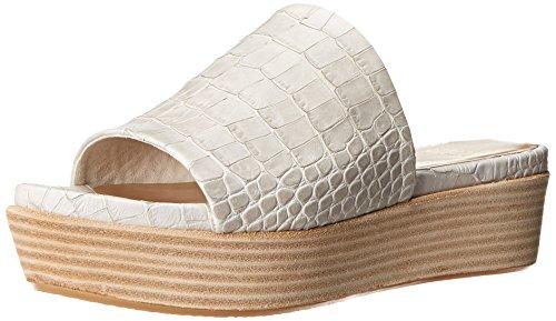 Stuart Weitzman Women's FlatOut Wedge Sandal Ice eNq0mvbCl