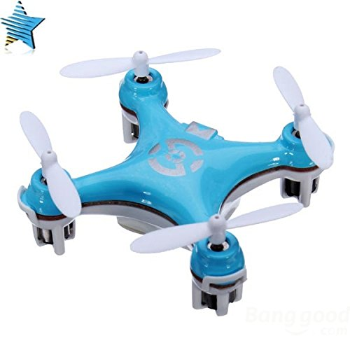 Cheerson CX-10 CX10 Mini 2.4G 4CH 6 Axis LED RC Quadcopter RTF
