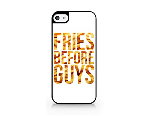 huge selection of 80752 57c94 Amazon.com: Fries Before Guys - Typo Version - White - Fast Food ...