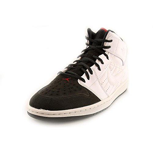 reputable site b8f11 2f554 Nike Jordan Men s Air Jordan 1 Retro  99 White Black Gym Red Basketball  Shoe 9.5 Men US - Buy Online in Oman.   Misc. Products in Oman - See  Prices, ...
