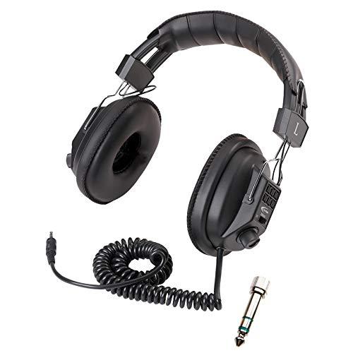 Califone CAF3068AV Switchable Stereo/Mono Headphones