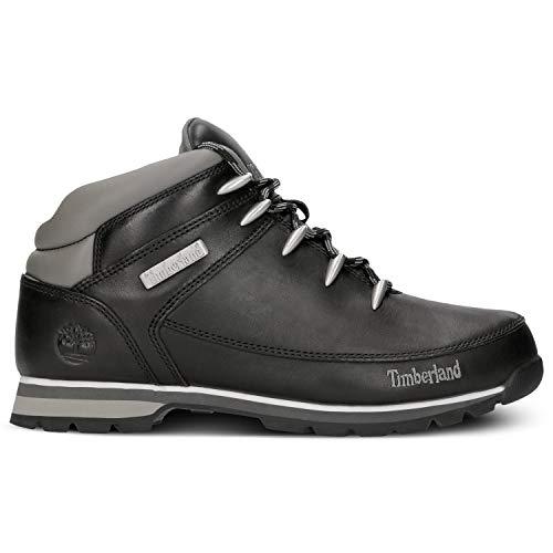Hiker Euro Homme Sprint Chukka Bottes Noir Timberland black d7zEwqp