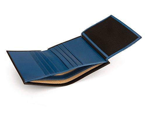 Monedero Cobalto 9 Tarjeta Negro Sagebrown Crédito De Con wIqSy0C