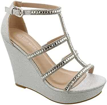 e4097666ad9 Shopping 1 Star & Up - Platforms & Wedges - Sandals - Shoes - Women ...