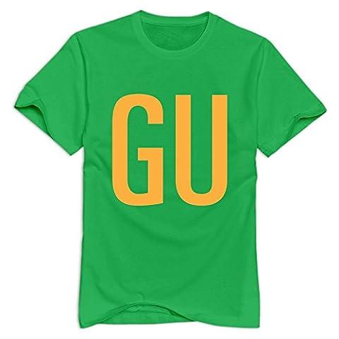 Tavil Gannon University O-Neck T Shirt For Adult ForestGreen Size S (Alienware Andromeda)