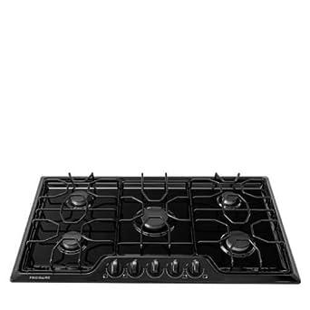 Amazing Frigidaire 36u0026quot; 36 Inch Black 5 Burner Gas Cooktop Stovetop FFGC3610QB