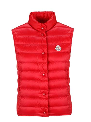 Gilet 483039953048455 Rosso Donna Moncler Poliammide dqSfdB