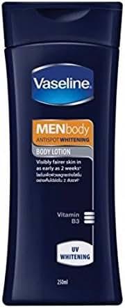 Vaseline Men Uv Whitening Body Lotion 250 Ml