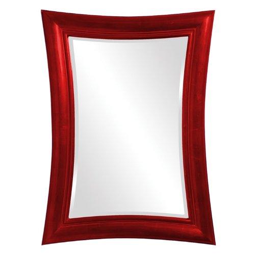 Red Wall Mirrors Decorative: Amazon.com