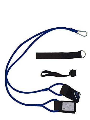 BB Bands - Sports Exercise Baseball/Softball Training Aid Pitching Arm Strength Quarterback Warmup Stretching Resistance Bands j