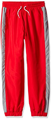 French Toast Big Boys' Track Pant, Red, 8