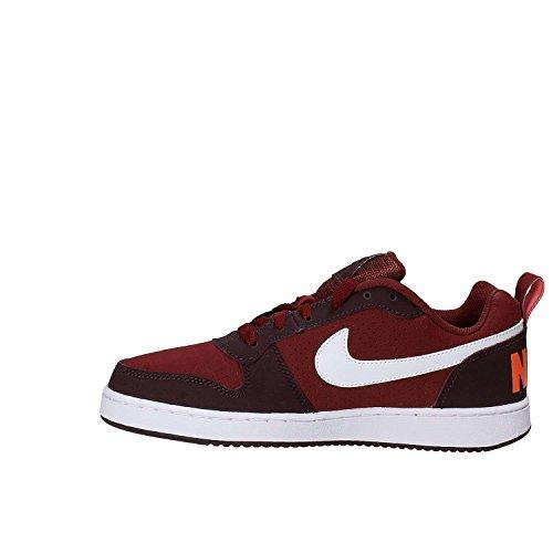 Nike Court Borough Low Scarpe Da Basket Uomo Rosso