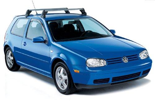 Genuine 1999.5 - 2005 Volkswagen Golf/GTI (2 Door) Base Carrier Bars