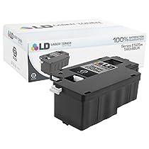 LD © Compatible Dell 593-BBJX / DPV4T Black Laser Toner Cartridge for Dell Multi-Function E525w Printer