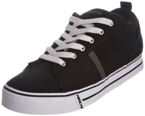Heelys BLADE Blade - Zapatillas de lino para niños, color negro, talla 34