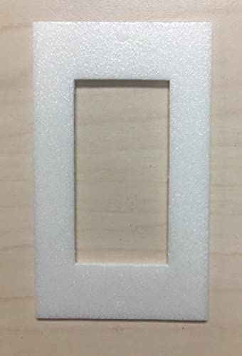 TradeGear Wall Plate Insulation Gasket 26 Pack