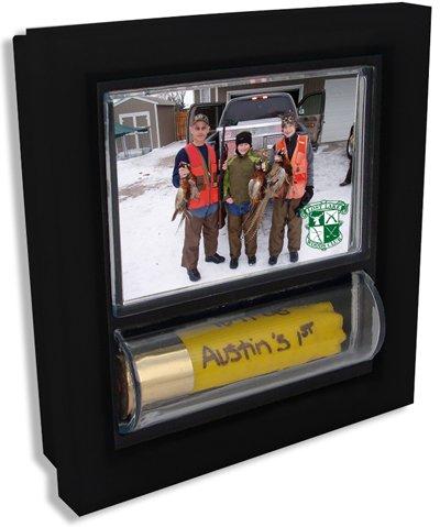 amazoncom shotkeeper shotgun shell hunting memories photo frame 2x3