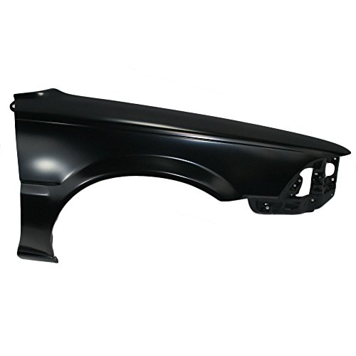 1988 Fender (Titanium Plus 1988-1992 Toyota Corolla Front,Right Passenger Side FENDER SEDAN/WAGON WITH OUT SIDE LAMP HOLE)