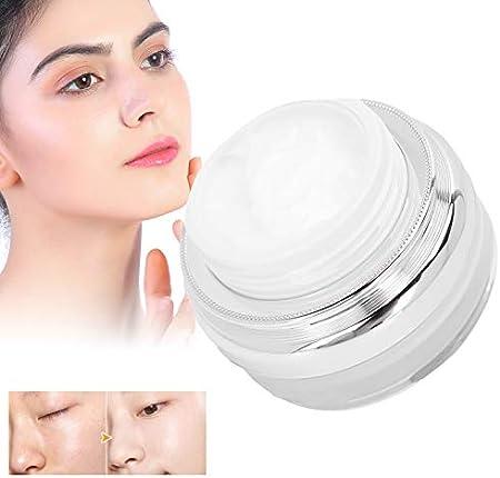 Crema para aclarar la piel, blanqueadora Crema anti-pecas Eliminación de manchas de color Crema facial hidratante para reparar la piel