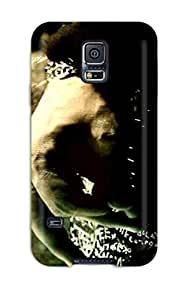 XUprNFy11007sWigJ Faddish Guitar Case Cover For Galaxy S5