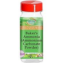 Baker's Ammonia (Ammonium Carbonate Powder) (1 oz, ZIN: 528706)