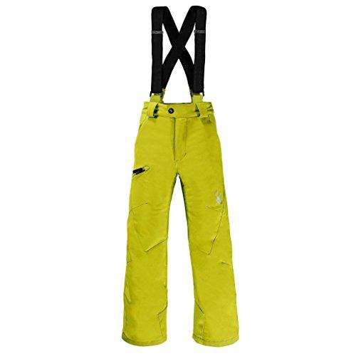 Spyder Boys Propulsion Pants, Size 18, Sulfur by Spyder