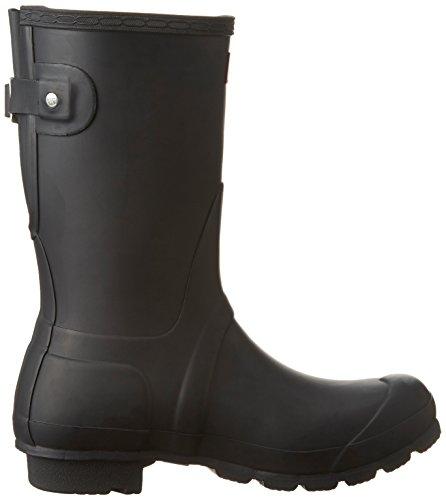 Hunter Org. Back Adjustable Short Black Black