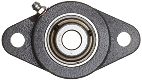 Browning VF2S-131 Intermediate-Duty Flange Unit, 2 Bolt, Setscrew ...