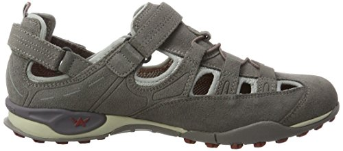 C Nw 05 Chaussures Gris Ash Multisport by Outdoor Homme suede Allrounder Mephisto Tarantino zwp4Pq