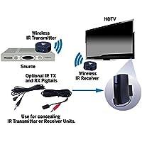 Vanco WIR-KIT Black Wireless IR Kit