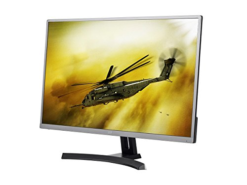Monoprice 27-inch WQHD 2560x1440p AHVA 144Hz Ultra Slim Aluminum Monitor with FreeSync Technology
