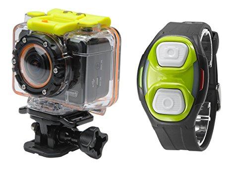 Coleman CX12WP+RC Bravo2 HD Waterproof Sports & Action Helmet Camera Kit