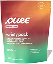 Cure Hydration Mix | Organic Electrolyte Powder | Gluten-Free | Vegan | Non-GMO | Paleo Friendly | Made with C