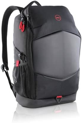 DELL PS-BP-BK-5-17 Mochila Negro, Gris - Mochila para portátiles y netbooks (Negro, Gris, Monótono, Hombres, 38,1 cm (15