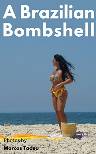 2a42dbab4 A Brazilian Bombshell  Solange in high heels