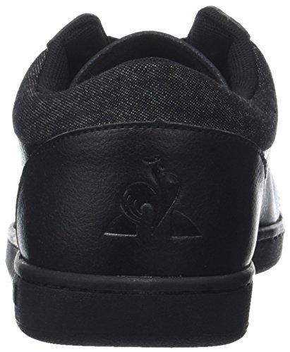 Sportif Noir Nero Black Le Craft Coq Uomo Courtset Black Sneaker Ufz5q0fx