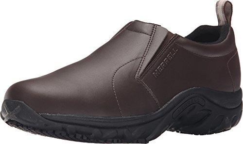 UPC 044214938834, Merrell Men's Jungle Moc Pro Grip Work Shoe, Espresso, 10 M US