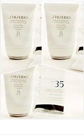 Shiseido Travel Size Urban Environment UV Protection Cream SPF 35 --30ml / 1.1oz