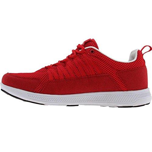 Supra The Owen Sneaker Rosso