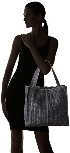 Borse Mujer Gris 80052 Bolso Chicca qF7wTpw