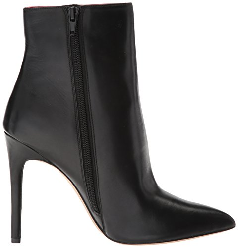 Aldo Frauen Kearia Ankle Boot Schwarzes Leder