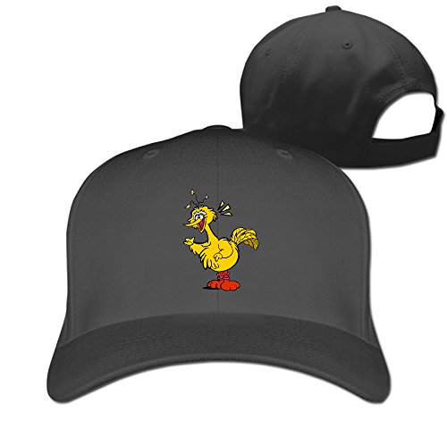 Big Bird Hat (A Simple Big Bird By EeyorbStudios Snapback Hats Unisex Plain Cap)