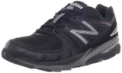 New Balance Women's W1540 Optimal Control Running Shoe,Black,7.5 2A US