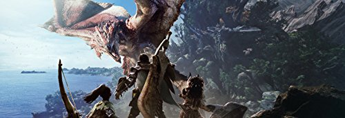 Video Games : Monster Hunter: World - PlayStation 4 Standard Edition