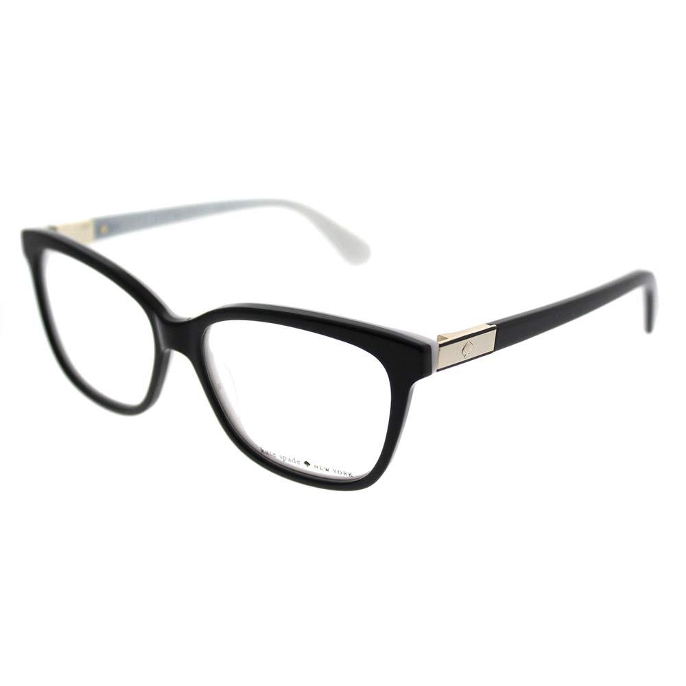 Eyeglasses Kate Spade Jorja 09HT Black Ivory