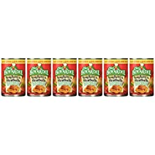 Chef Boyardee, Spaghetti & Meatballs, 14.5oz Can (Pack of 6)