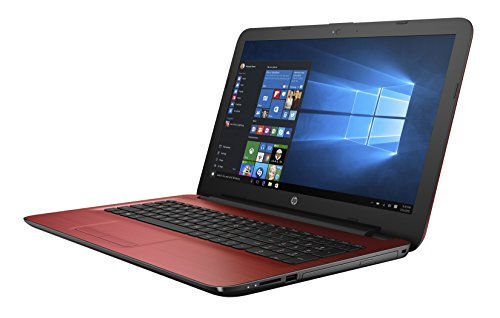 HP 15-AY000 15.6″ Notebook, Intel N3710 Quad-Core, 4GB DDR3, 1TB SATA, 802.11ac, Win10H (Certified Refurbished)