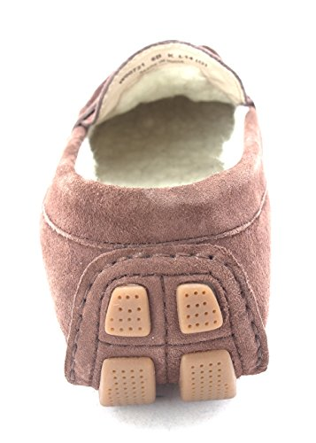 Cole Slip Closed Haan On Womens Toe Brown Irmesam Slippers 6qC6Otrw