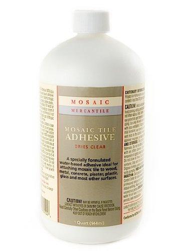 Mosaic Mercantile Adhesive Quart