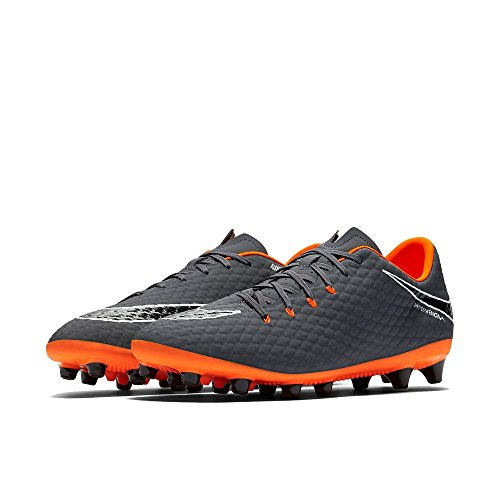 PRO Nike Total da Fitness AG 081 Uomo Scarpe Dark Grey Multicolore 3 Phantom Academy Orange r7rIY
